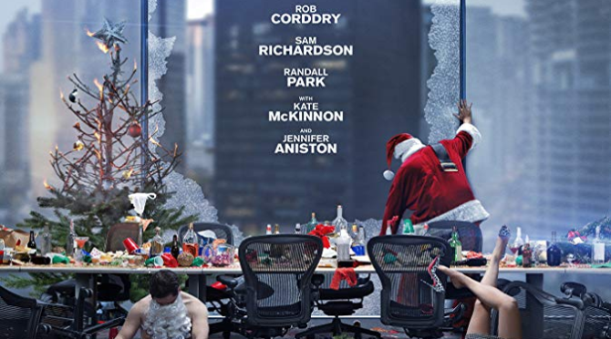 Office Christmas Party (2016) Movie Review by Darrin Gauthier