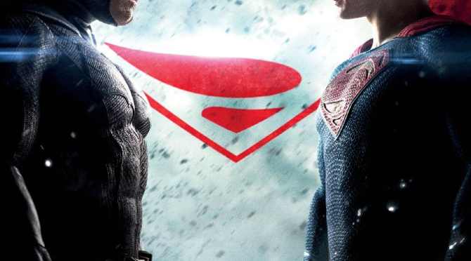 Batman v Superman: Dawn of Justice (2016) Movie Review by Stephen McLaughlin