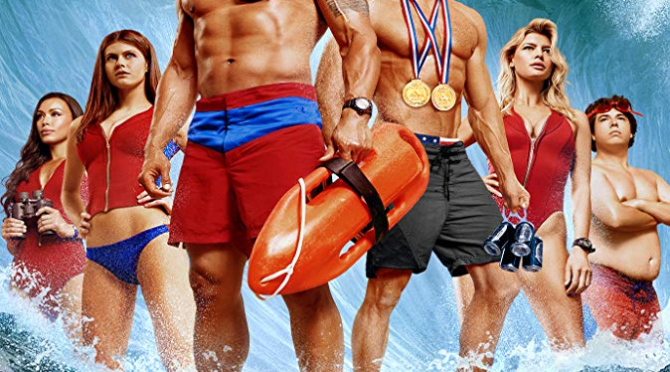 Baywatch (2017) Movie Review by Darrin Gauthier