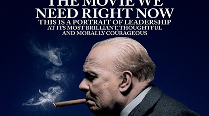 Darkest Hour (2017) Movie Review by Stephen McLaughlin