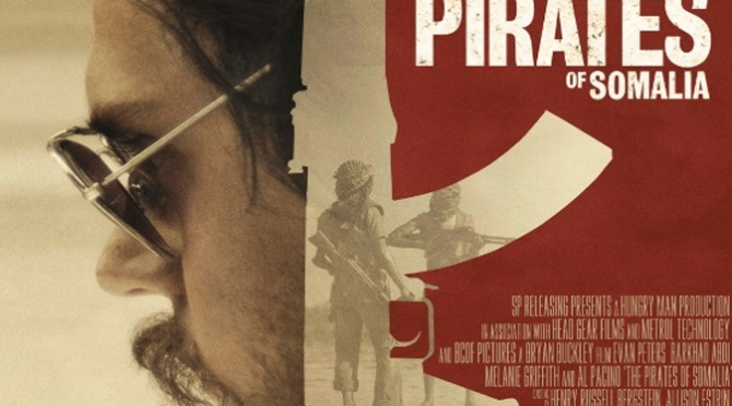 The Pirates of Somalia (2017) Movie Review by Stephen McLaughlin