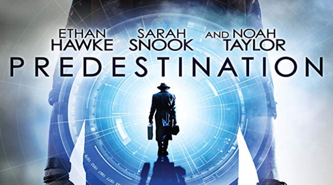Predestination (2014) Movie Review by Darrin Gauthier ‬