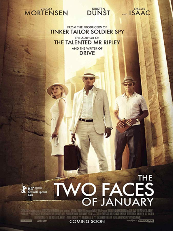 The Two Faces Of January Review