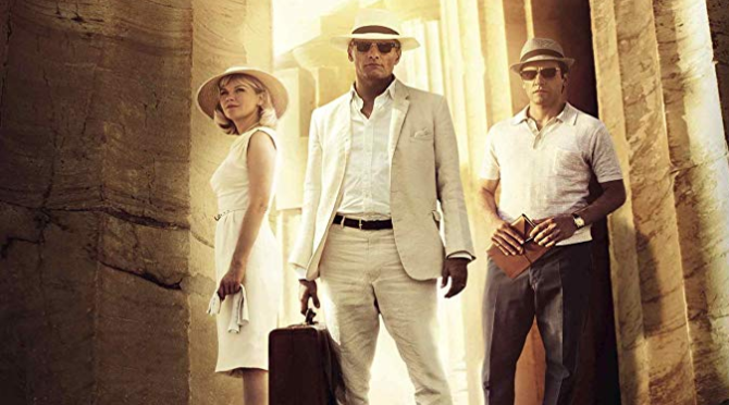 The Two Faces Of January (2014) Movie Retro Review by Darrin Gauthier