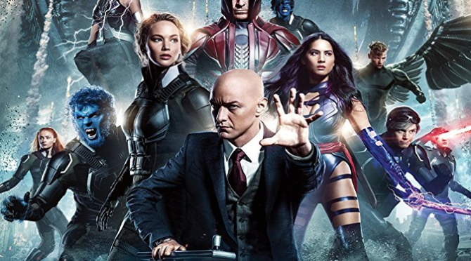 X-Men: Apocalypse (2016) Movie Review by Stephen McLaughlin