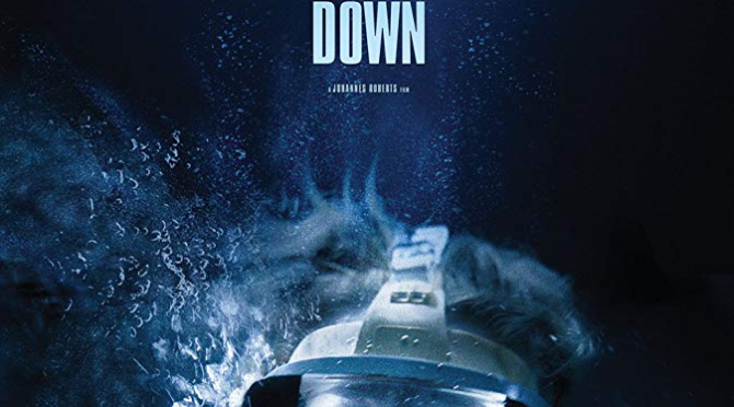 47 Meters Down (2017) Movie Review by Darrin Gauthier