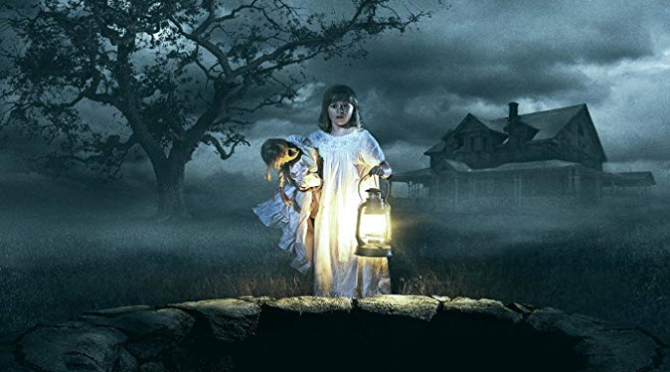Annabelle: Creation (2017) Movie Review by Darrin Gauthier