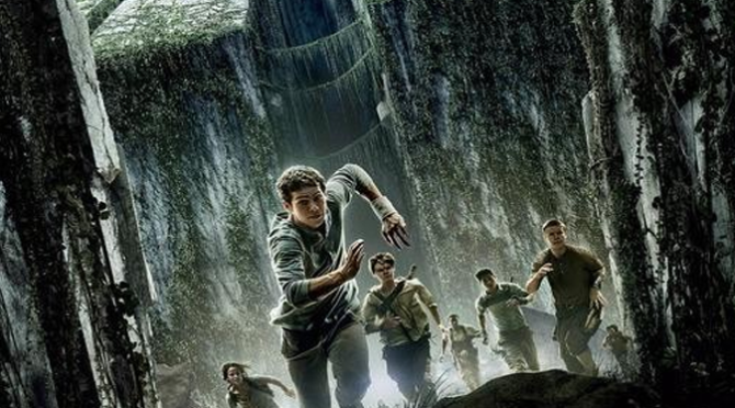 Maze Runner (2014) Movie Retro Review By Darrin Gauthier