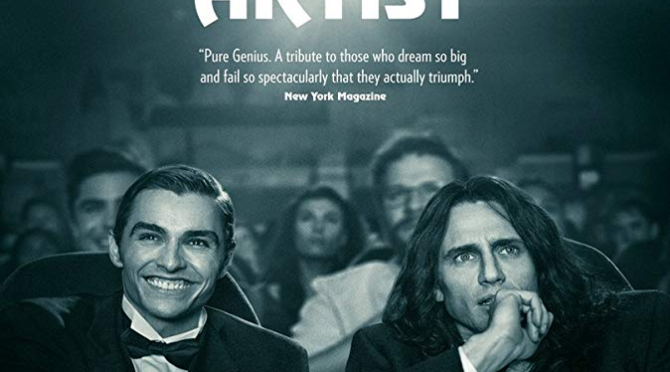 The Disaster Artist (2017) Movie Review by Stephen McLaughlin