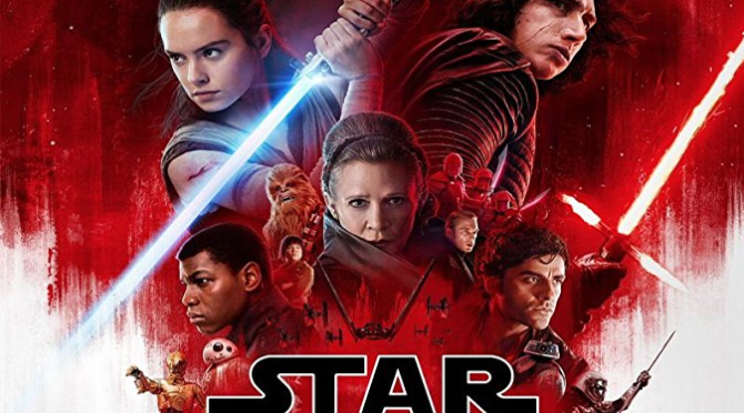Star Wars: The Last Jedi (2017) Movie Review by John Walsh