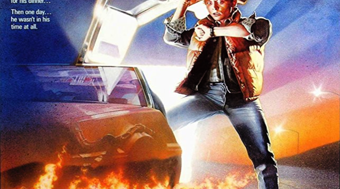 Back to the Future (1985) Movie Retro Review by Stephen McLaughlin