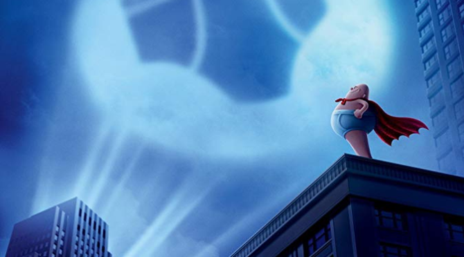 Captain Underpants: The First Epic Movie (2017) Movie Review by Darrin Gauthier
