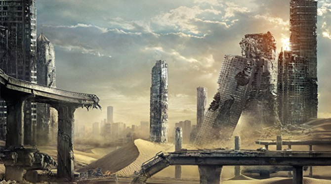 Maze Runner: The Scorch Trials (2015) Movie Review by Darrin Gauthier