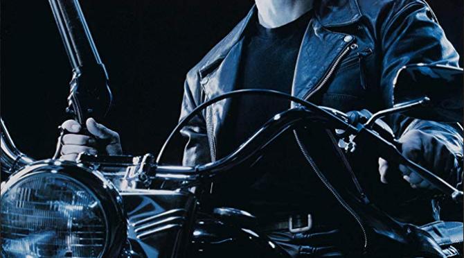 Terminator 2 (1991) Movie Retro Review by Stephen McLaughlin