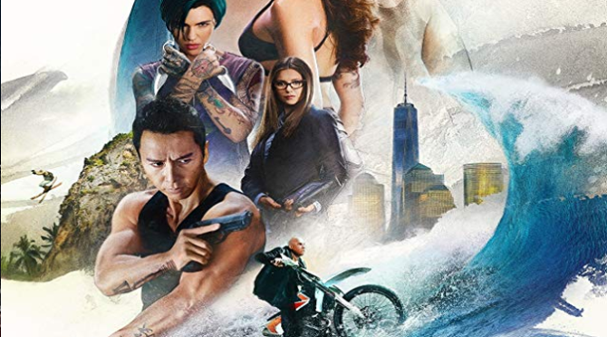 XXX:Return Of Xander Cage (2017) Movie Review by Darrin Gauthier