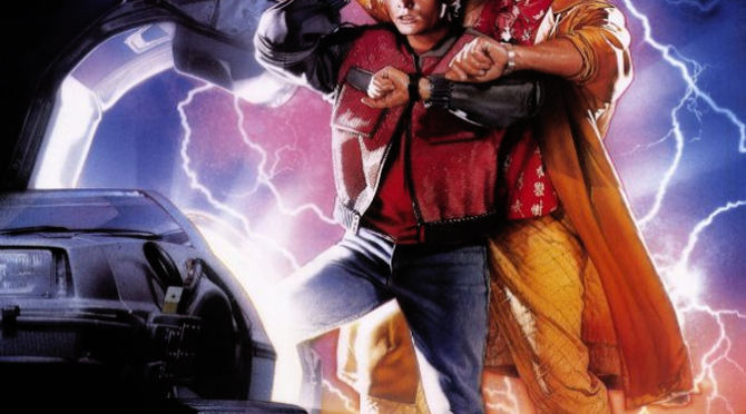 Back to the Future Part II (1989) Movie Retro Review By Stephen McLaughlin