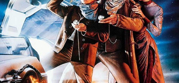 Back to the Future Part III Review