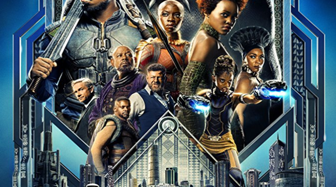 Black Panther (2018) Movie Review By John Walsh