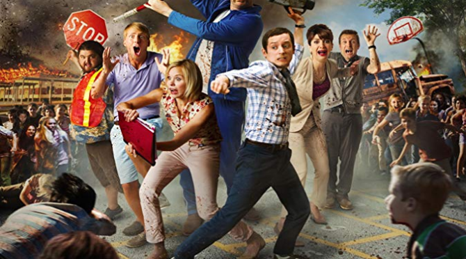 Cooties (2014) Movie Review By Darrin Gauthier