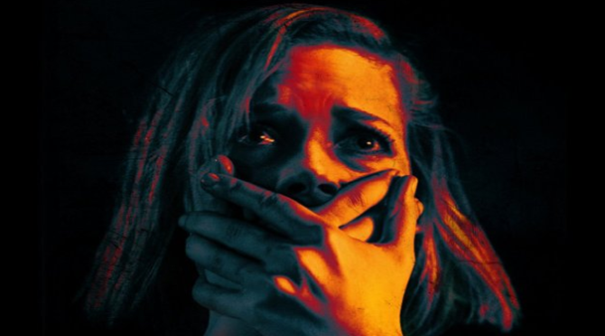 Don't Breathe (2016) Movie Review by Darrin Gauthier
