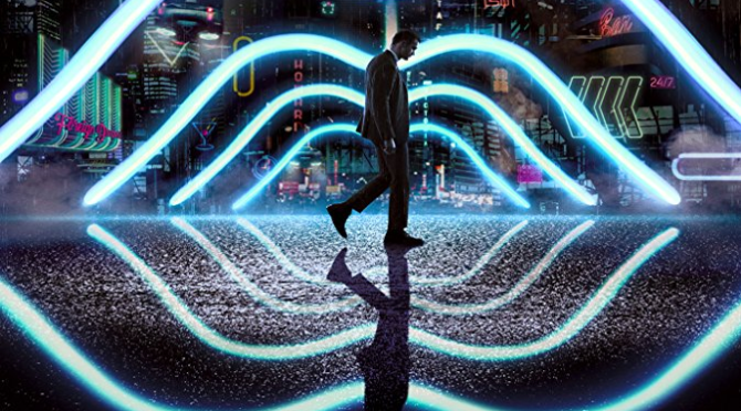 Mute (2018) Movie Review by Darrin Gauthier