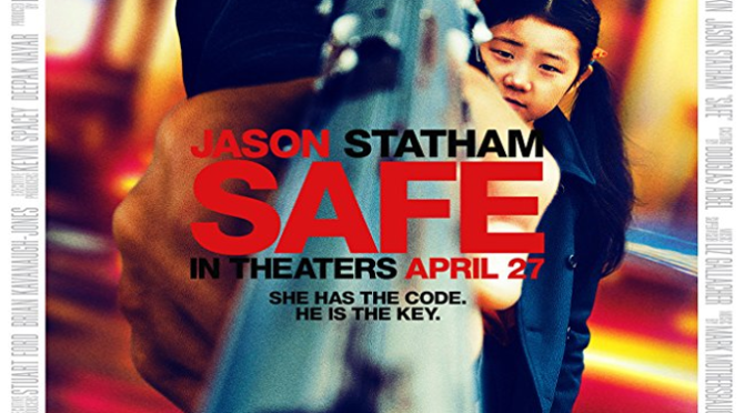 Safe (2012) Movie Retro Review by Darrin Gauthier
