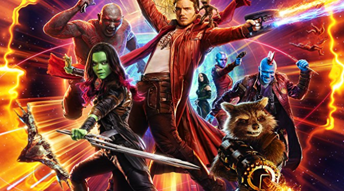 Guardians Of The Galaxy Vol 2 (2017) Movie Review By Darrin Gauthier