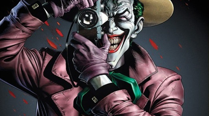 Batman: The Killing Joke (2016) Movie Review By Stephen McLaughlin