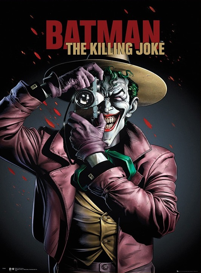 Batman The Killing Joke Review