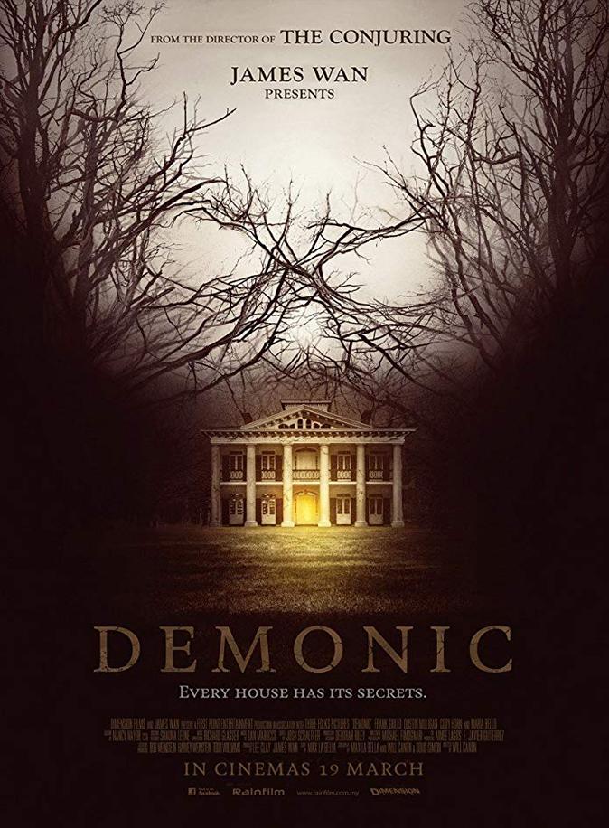 Demonic Review