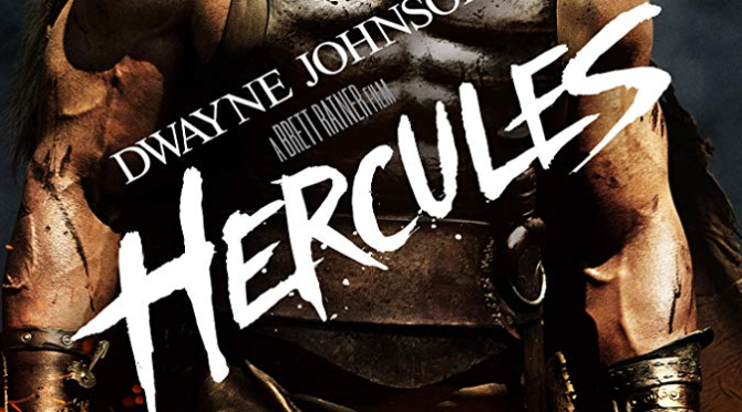 Hercules (2014) Movie Burner Review By Darrin Gauthier