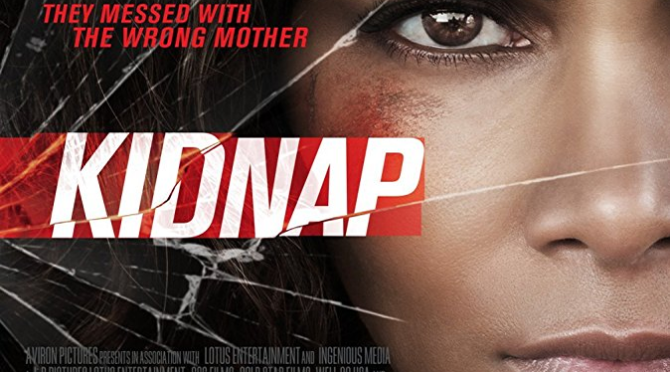 Kidnap (2017) Movie Review By Darrin Gauthier