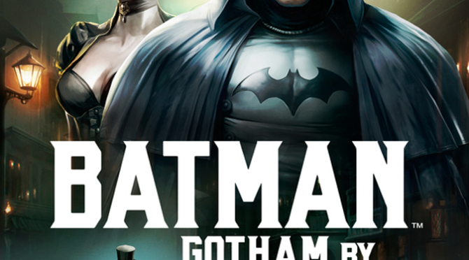 Batman: Gotham by Gaslight (2018) Movie Review By Stephen McLaughlin