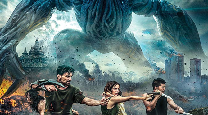 Beyond Skyline (2017) Movie Review By Darrin Gauthier