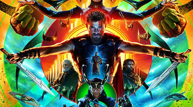 Thor: Ragnarok (2017) Movie Review By John Walsh