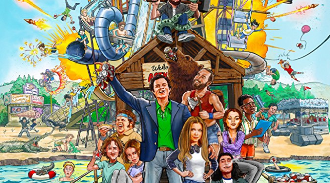Action Point (2018) Movie Review By Chauncey Telese