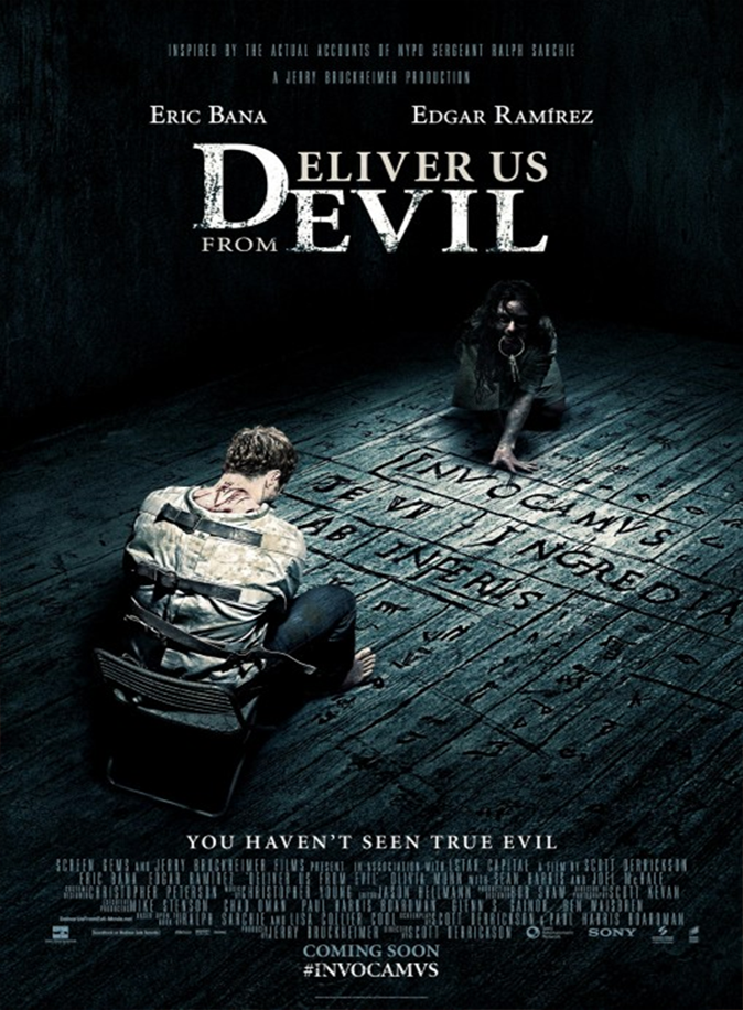Deliver Us From Evil Review