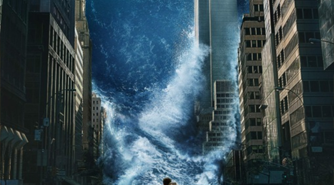 Geostorm (2017) Movie Review By Darrin Gauthier