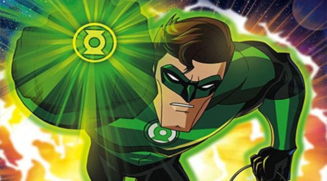 Green Lantern: First Flight(2009) Movie Review By Stephen McLaughlin