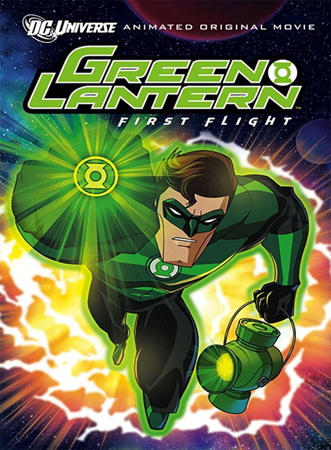Green Lantern First Flight Review