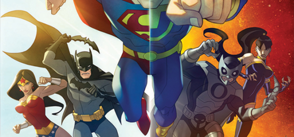 Justice League Crisis On Two Earths Review