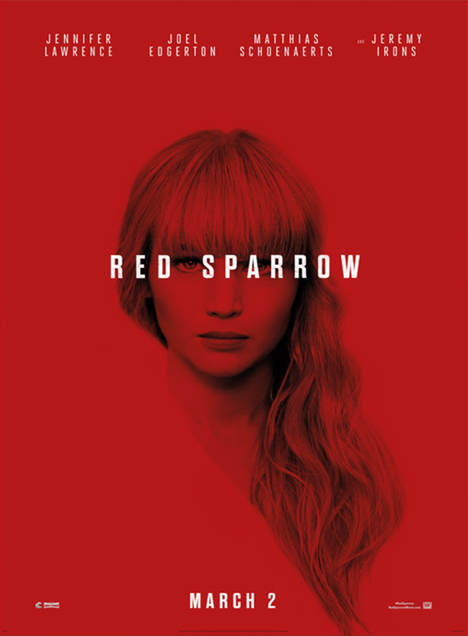 Red Sparrow Review