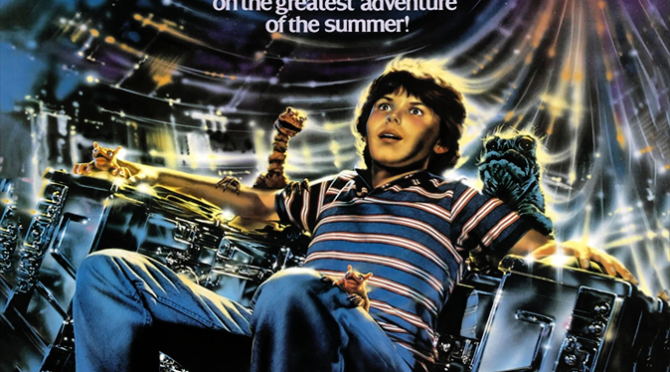 Flight of the Navigator (1986) Movie Retro Review By Stephen McLaughlin