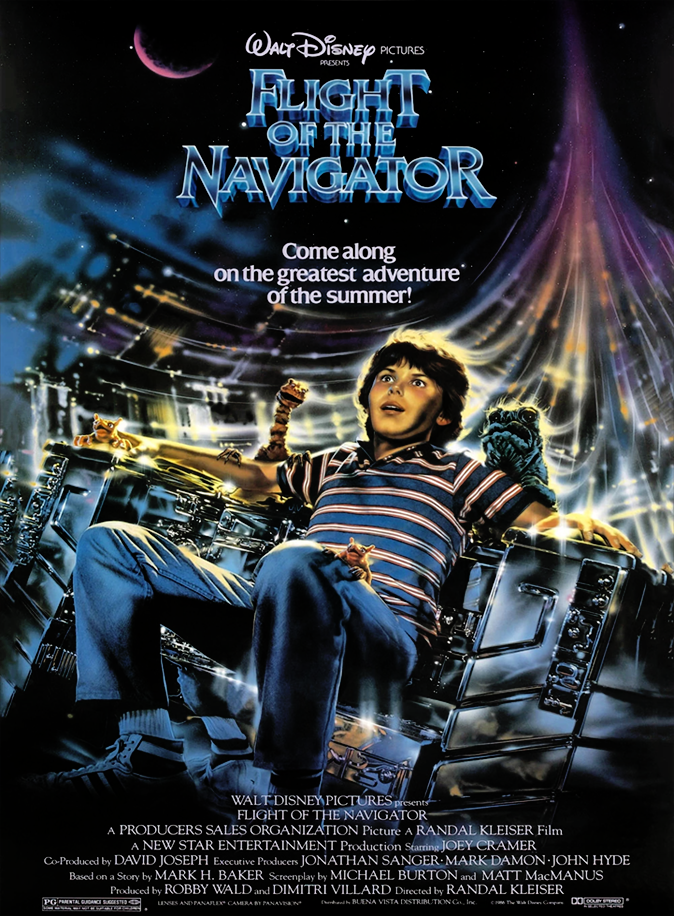 Flight of the Navigator Review