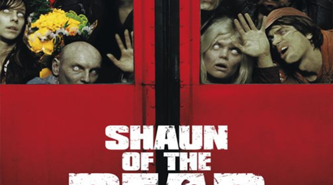 Shaun of the Dead (2004) Movie Review By Stephen McLaughlin