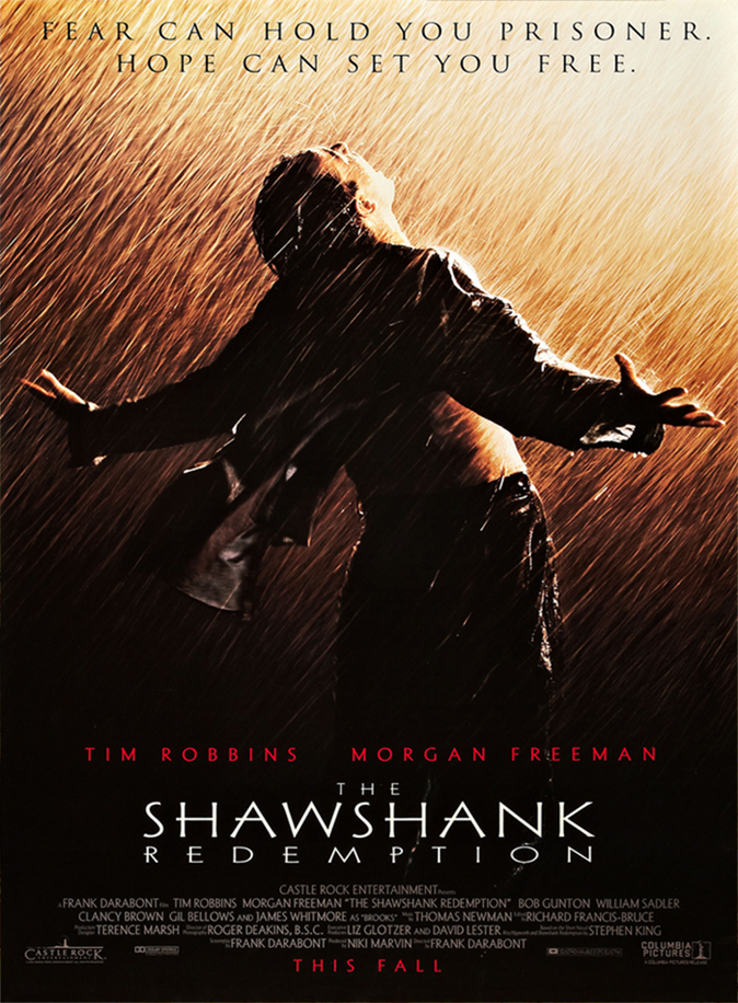 Shawshank Redemption Review