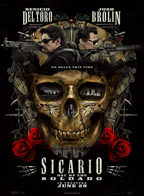 Sicario Day of Soldado