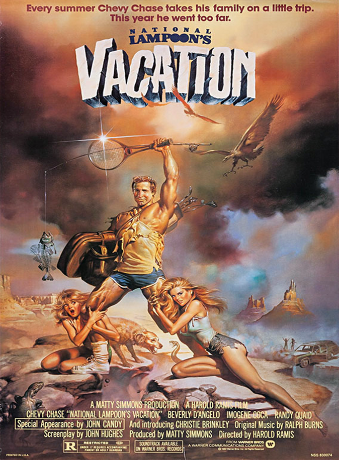 National Lampoons Vacation (1983) Movie Retro Review By