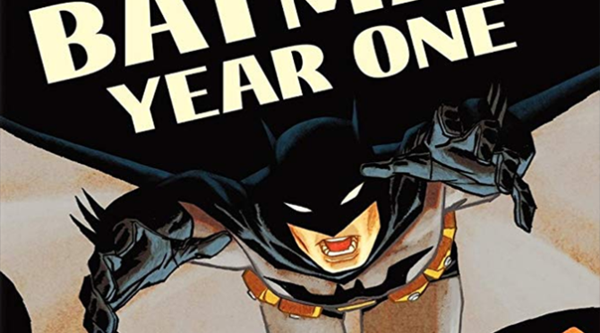 Batman: Year One (2011) Movie Review By Stephen McLaughlin