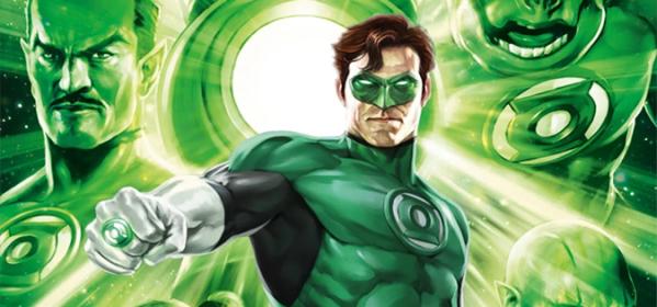 Green Lantern Emerald Knights Review